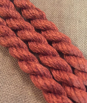 *Madeline's Locks Silk N Colors by The Thread Gatherer
