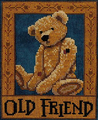 Old Friend by Teresa Kogut