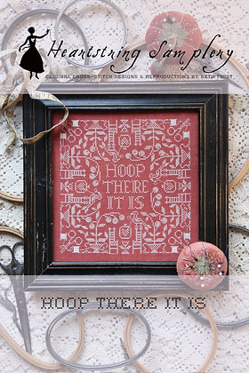 HOOP There It Is by Heartstring Samplery