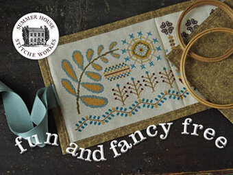 CATS Fun & Fancy Free by Summer House Stitche Workes