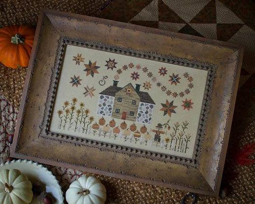 Cinnamon Stars by Plum Street Samplers