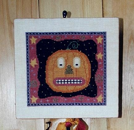 *Scary Pumpkin by Ewe & Eye & Friends