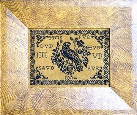 Hester Van Dorn by Carriage House Samplings