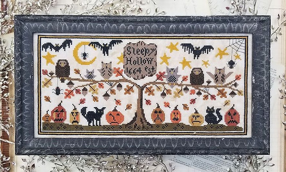 Sleepy Hollow by Hello from Liz Mathews