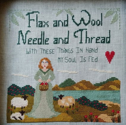 CATS: Soul Food for the Needlesmith by By the Bay Needlearts