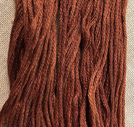 Cinnamon Sampler Threads by The Gentle Art 5-Yard Skein