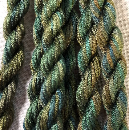 Forest Gloriana 12-Strand Silk 6 Yards