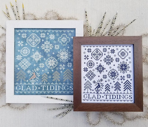 Quaker Snowflakes by Hello from Liz Mathews