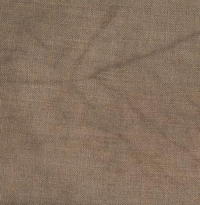 36 Count Mocha Beige Fat Quarter Hand-Dyed Linen by xJudesign