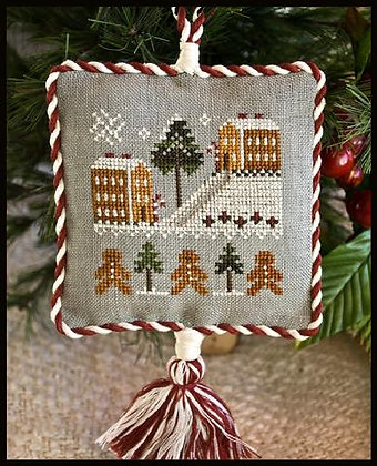 Gingerbread Village by Little House Needleworks
