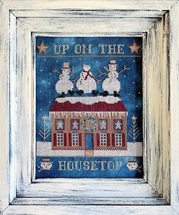 Up on the Housetop by Teresa Kogut
