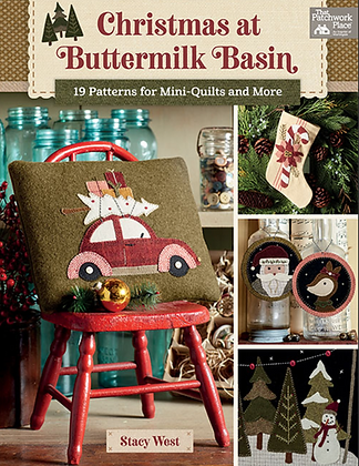 Christmas at Buttermilk Basin by Stacy West