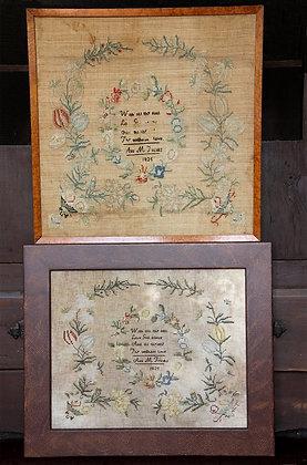 Ann M. Franks by Heartstring Samplery