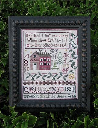 Jenny Bean's Christmas Sampler by Shakespeare's Peddler DOWNLOAD