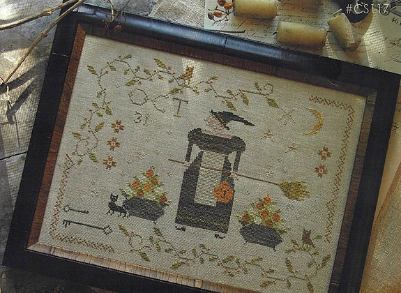Pumpkin Brew by With Thy Needle & Thread