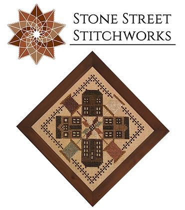 The Stitch Along by Stone Street Stitchworks