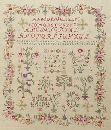 LR 1844 by Reflets de Soie