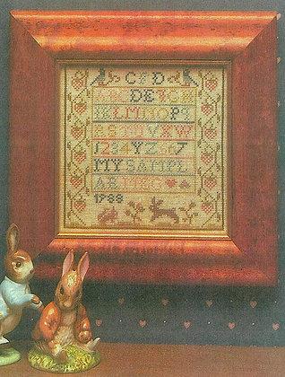 Meg's Bunny by Sheepish Designs