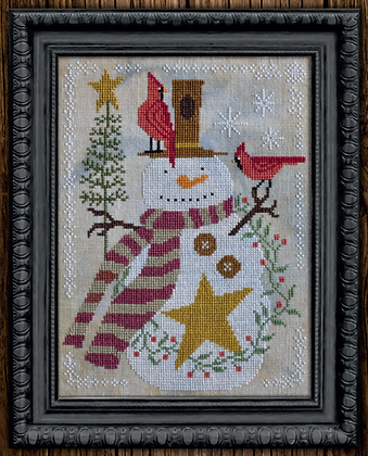It's Snow Time by Cottage Garden Samplings