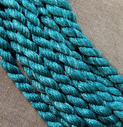 Calypso Teal Silk N Colors by The Thread Gatherer
