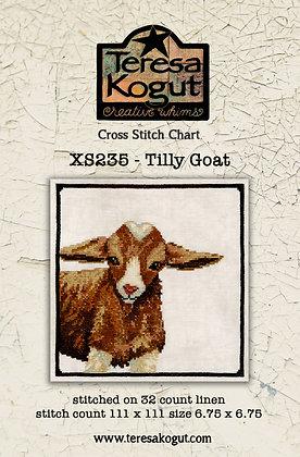 Tilly Goat by Teresa Kogut