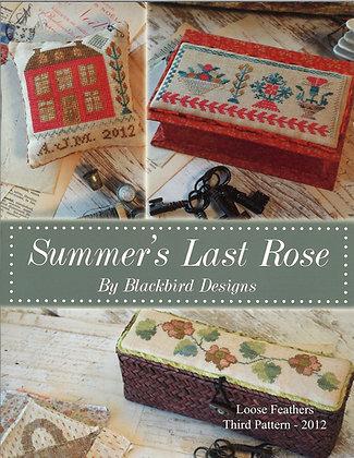 Summer's Last Rose by Blackbird Designs