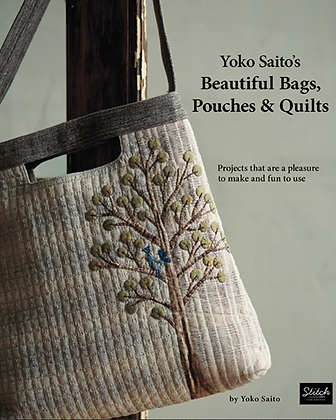 Yoko Saito's Beautiful Bags, Pouches & Quilts