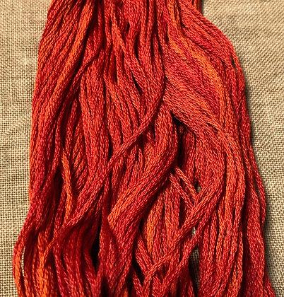 Tomato Sampler Threads by The Gentle Art 5-Yard Skein
