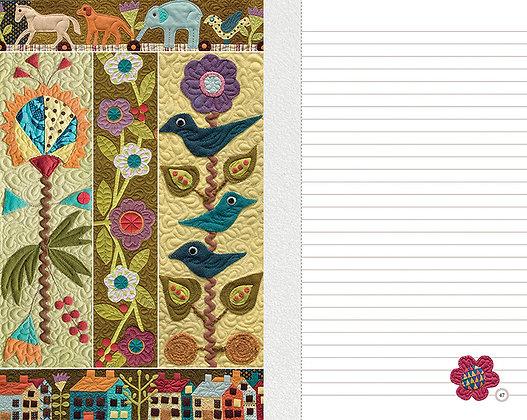 Creative Sketchbook & Journal by Sue Spargo