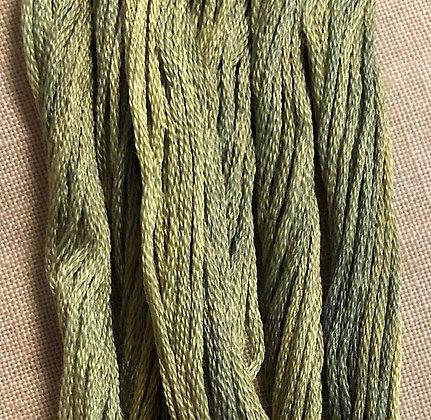 Shutter Green Sampler Threads by The Gentle Art 5-Yard Skein