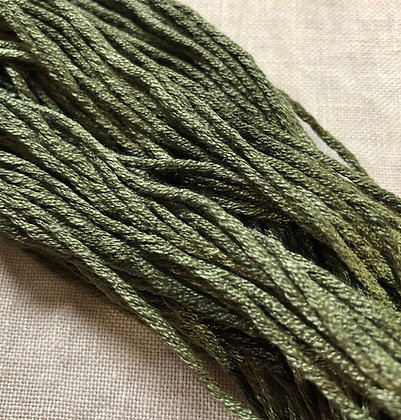 Sherlock Woods Silk N Colors by The Thread Gatherer