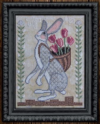 Basketful of Love by Cottage Garden Samplings