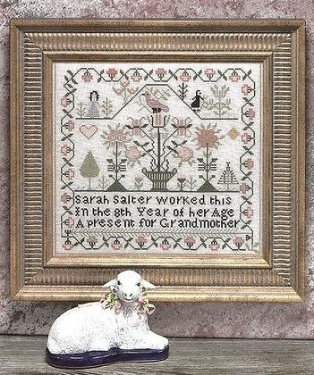 Sarah Salter Circa 1815 by Sheepish Designs
