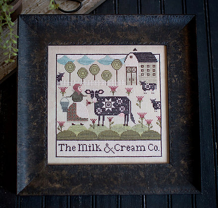 The Milk & Cream Co. by Plum Street Samplers