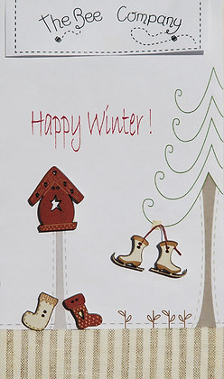 Happy Winter Set by The Bee Company TBN16
