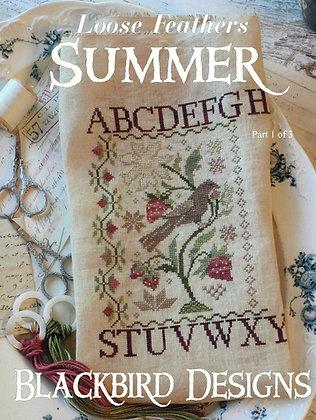 SUMMER by Blackbird Designs