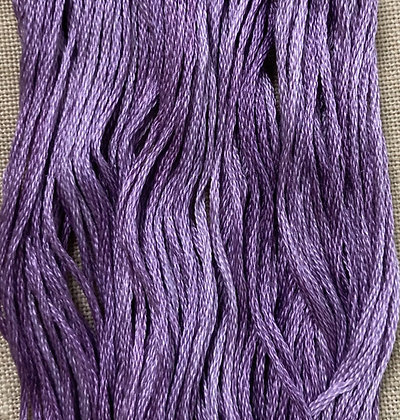 Purple Aster Classic Colorworks Cotton Threads 5-yard Skein