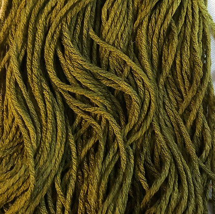 Tuscan Olive Silk N Colors by The Thread Gatherer