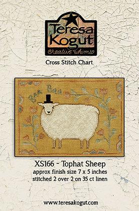 *Tophat Sheep by Teresa Kogut