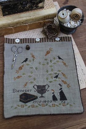 Mourning Tree Sewing Bag by Stacy Nash