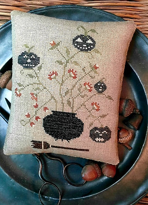 *Toil & Trouble Pinkeep by Stacy Nash Primitives