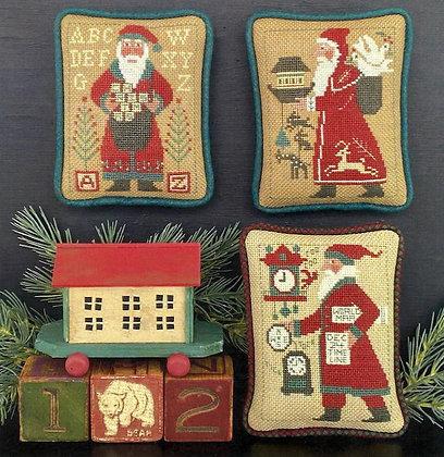Santas Revisited VIII by Prairie Schooler