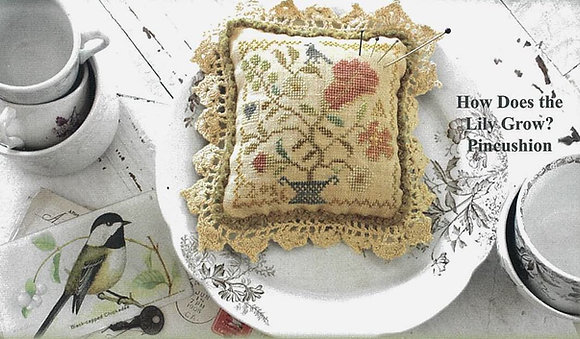 How Does the Lily Grow by Blackbird Designs