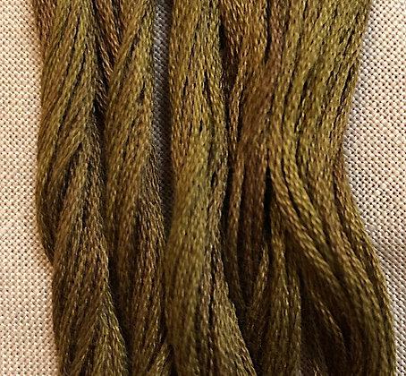Polliwog Classic Colorworks Cotton Threads 5-yard Skein