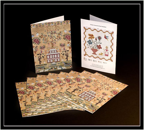 Elizabeth Furniss Sampler Cards by Hands Across the Sea