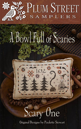 *Scary One by Plum Street Samplers