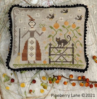 Witch's Garden by Pineberry Lane