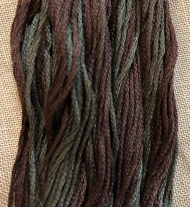 Timber Classic Colorworks Cotton Threads 5-yard Skein