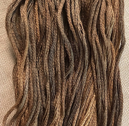 Wood Smoke Sampler Threads by The Gentle Art 5-Yard Skein