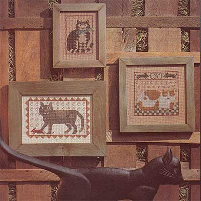 Barn Cats by The Prairie Schooler